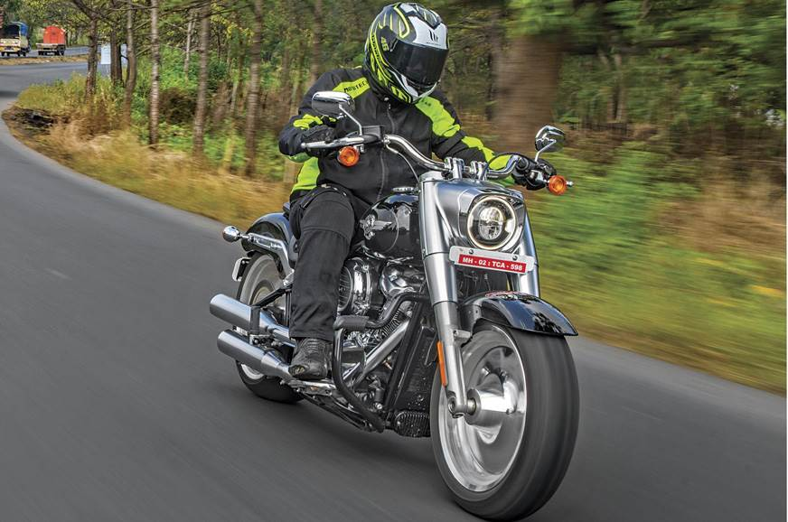 2018 Harley-Davidson Fat Boy review, test ride