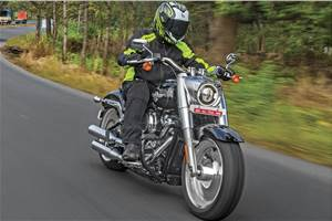 2018 Harley-Davidson Fat Boy review, test ride