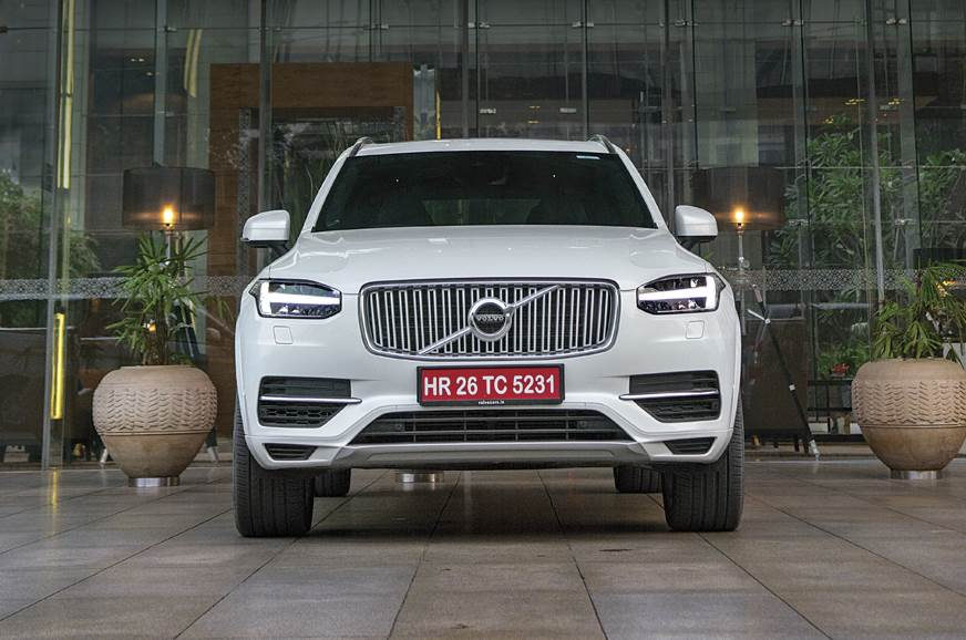 Volvo XC90 updated for 2018
