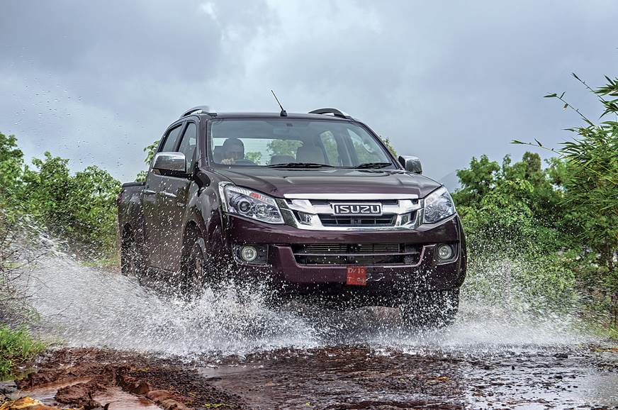 Isuzu D-Max V-Cross facelift to be priced from Rs 14.27 lakh
