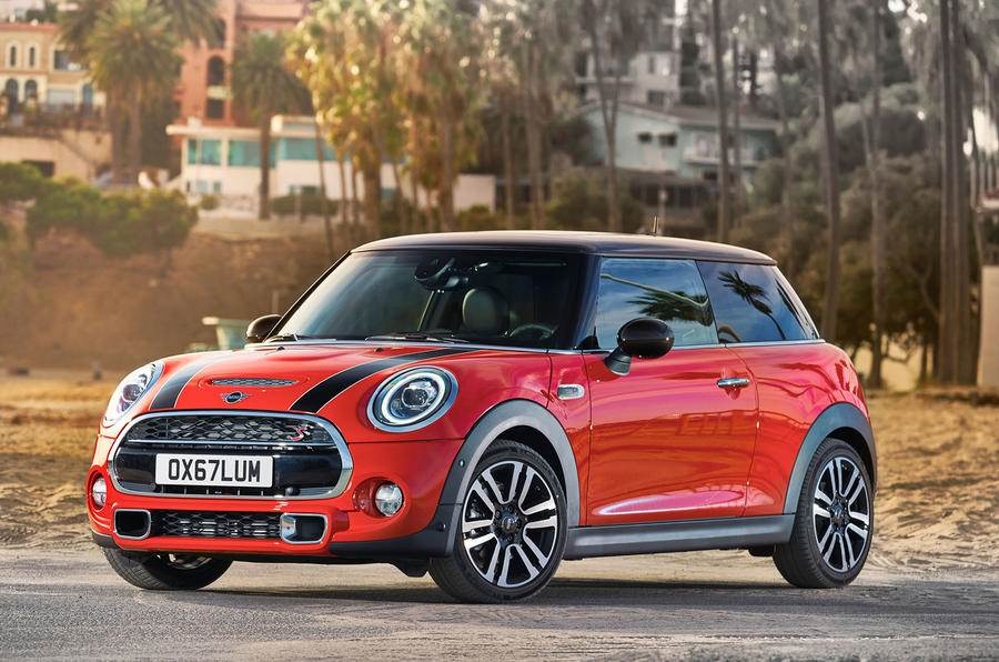 Mini range updated with new tech and DCT gearbox