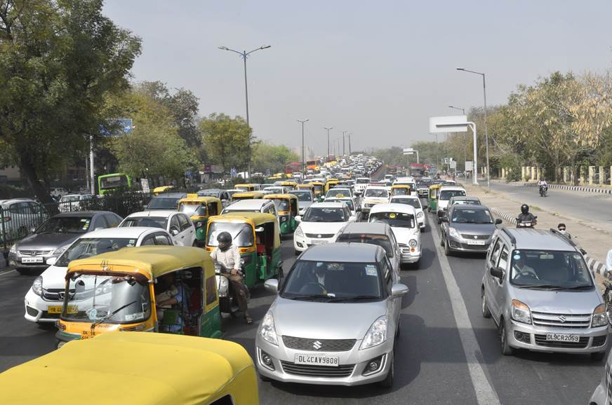 Maruti ties up with Delhi Police to implement traffic safety management system
