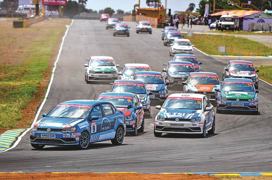 Volkswagen Ameo Cup 2018 registrations open