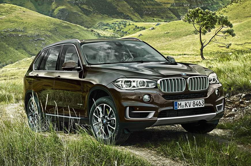 BMW X5 line-up revised