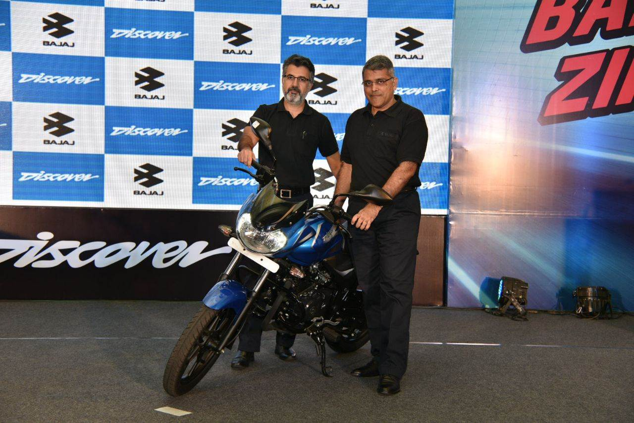 2018 Bajaj Discover 110 and 125 launched