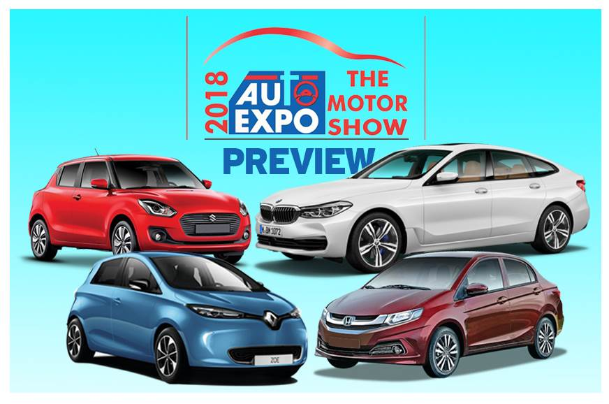 Auto Expo 2018 preview: Cars and SUVs
