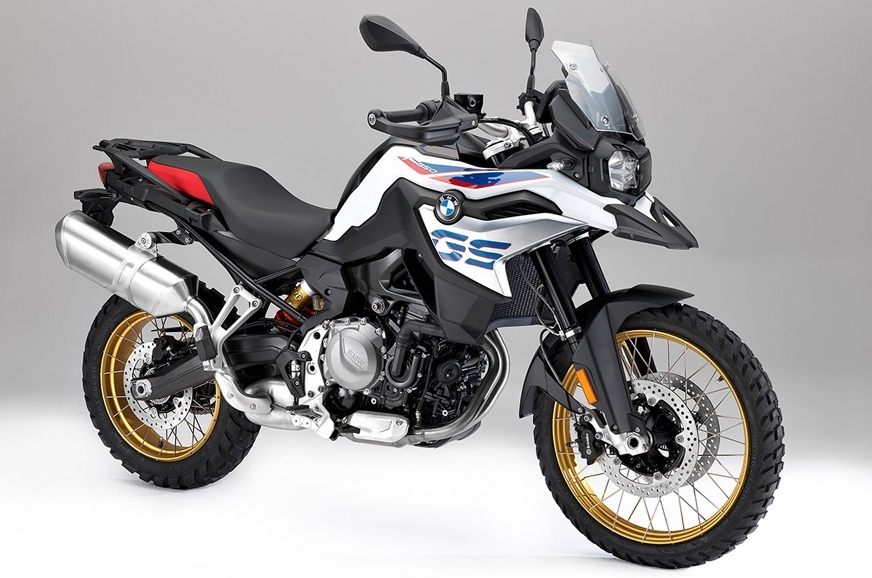 The BMW F 850 GS.