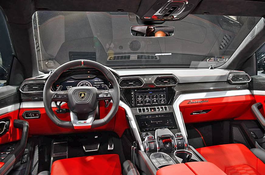 Lamborghini Urus The Fastest Suv In The World Is Here In