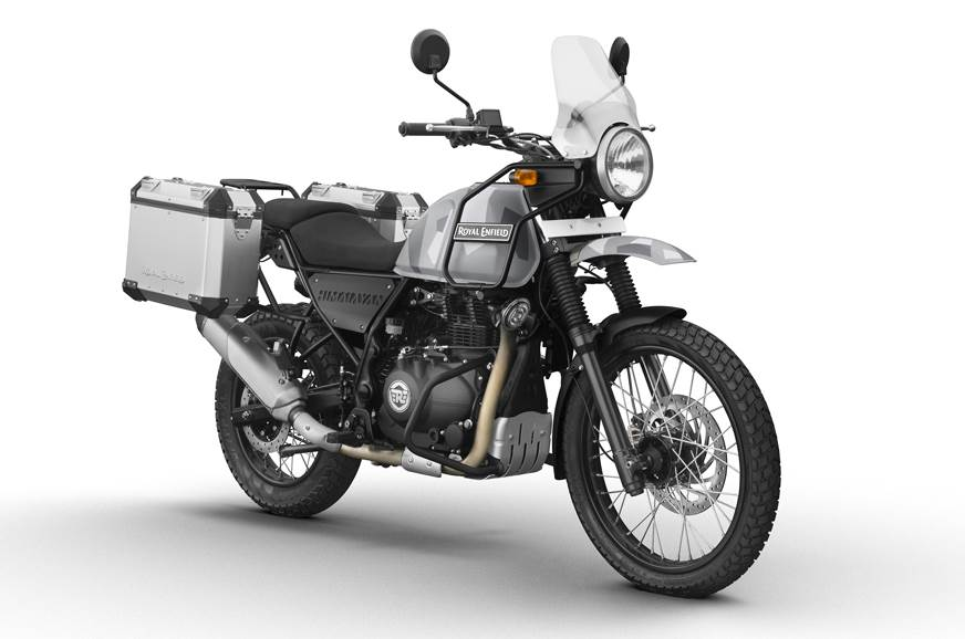 Royal Enfield Himalayan Sleet launched at Rs 2.12 lakh