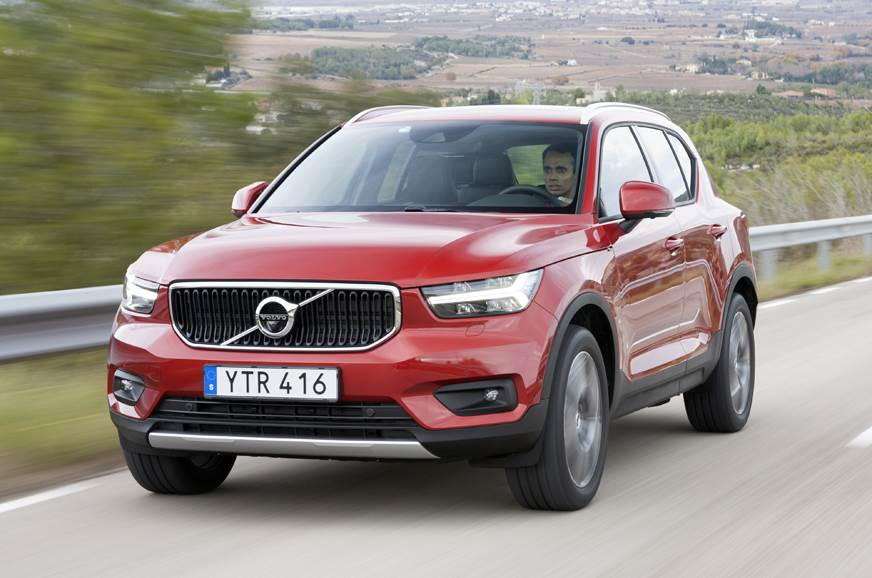 2017 Volvo XC40 review, test drive