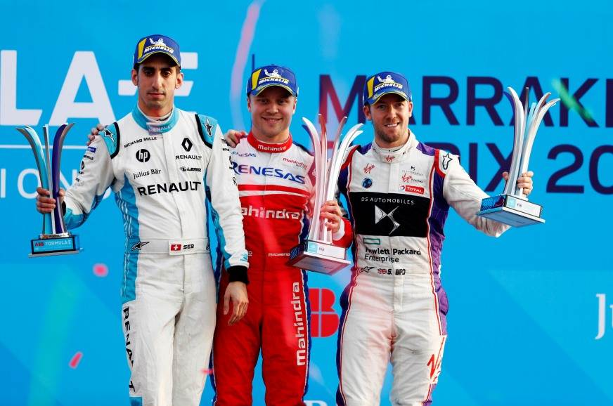 Marrakech ePrix: Rosenqvist takes another win for Mahindra