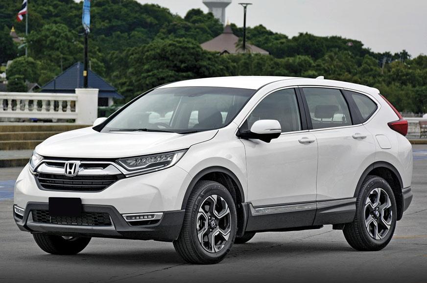 New honda civic cr v diesel to be showcased at 2018 auto for Honda crv india