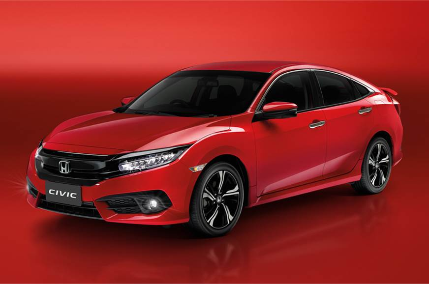 New Honda Civic.