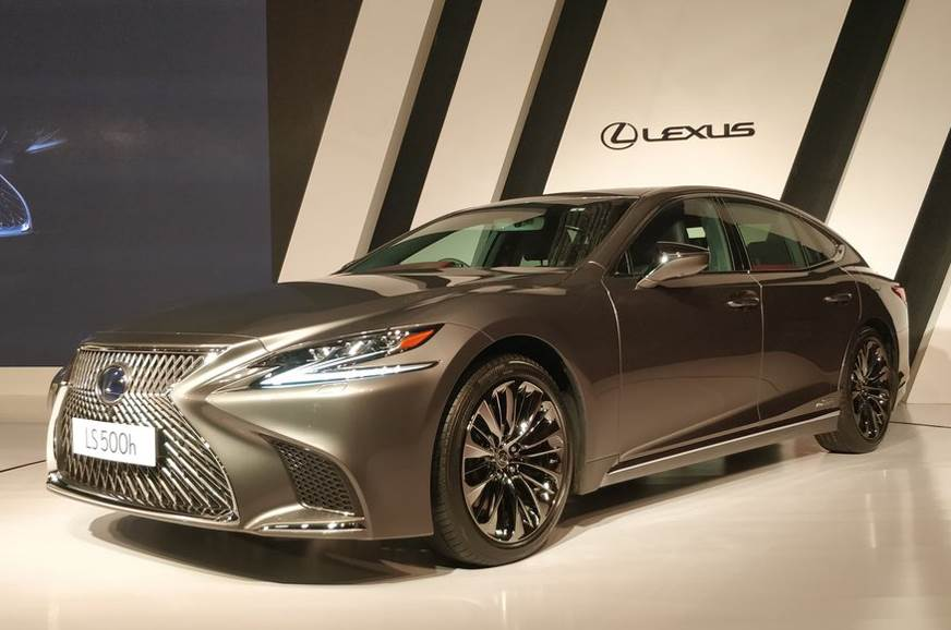 2018 Lexus LS 500h launched at Rs 1.77 crore