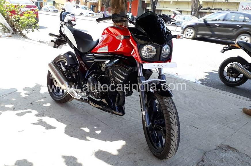 Mahindra Mojo UT300 bookings open
