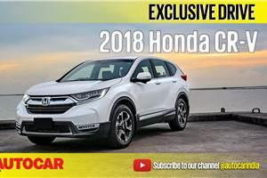 2018 Honda CR-V diesel video review