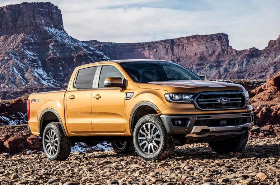 Ford Ranger facelift unveiled