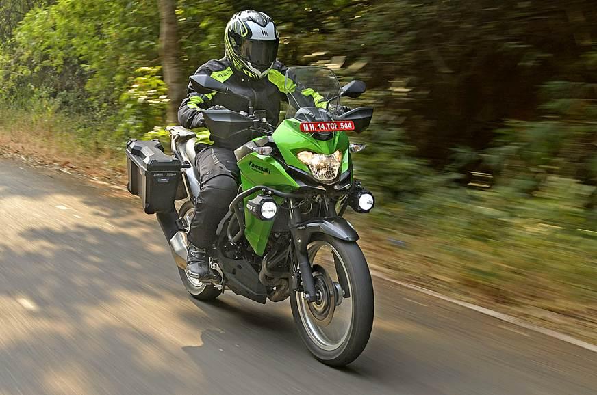 2017 Kawasaki Versys-X 300 review, test ride
