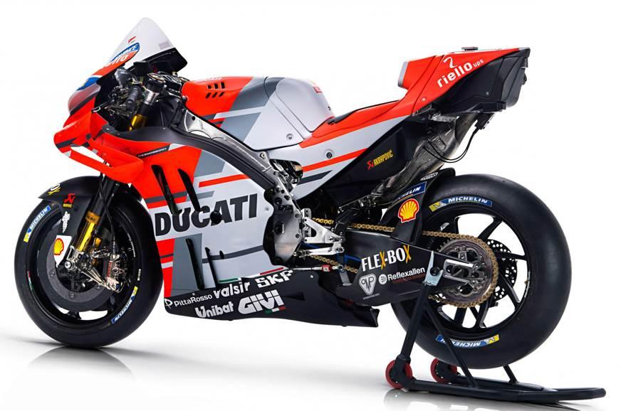 2018 Ducati MotoGP livery unveiled