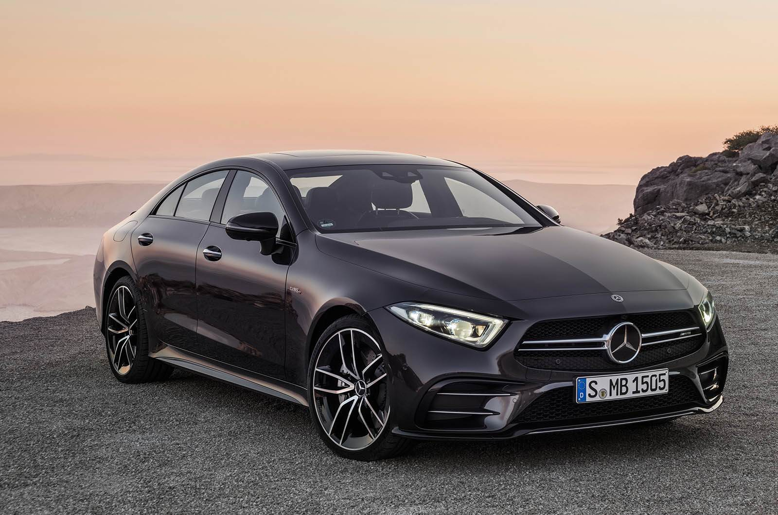 Mercedes-AMG CLS 53 and E 53 hybrids revealed