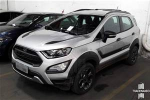 Ford EcoSport Storm 4WD leaked