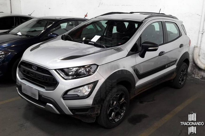 Ford EcoSport Storm will launch in the South American mar...