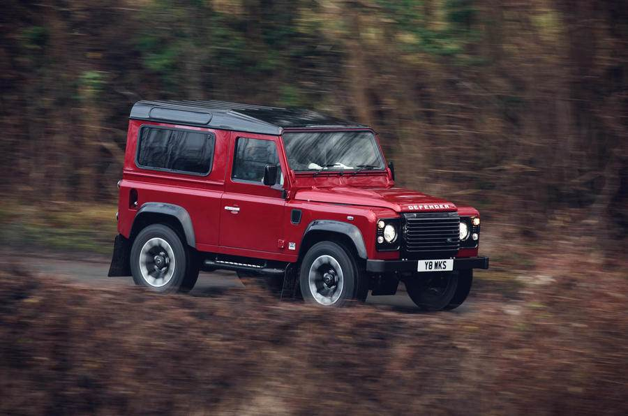 Land Rover Defender returns with an upgrade