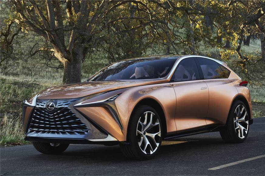 lexus lf 1 limitless previews flagship road rover suv rival autocar india. Black Bedroom Furniture Sets. Home Design Ideas