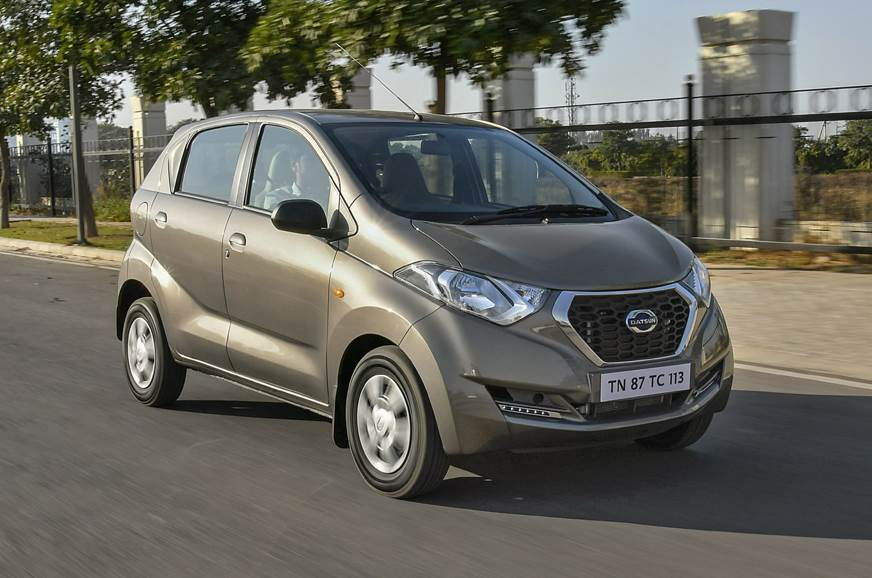 2018 Datsun Redigo 1.0 AMT review, test drive