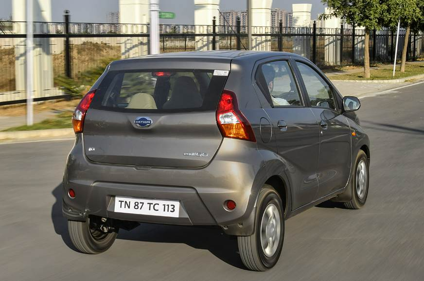 Looks identical to the standard Redigo 1.0-litre.