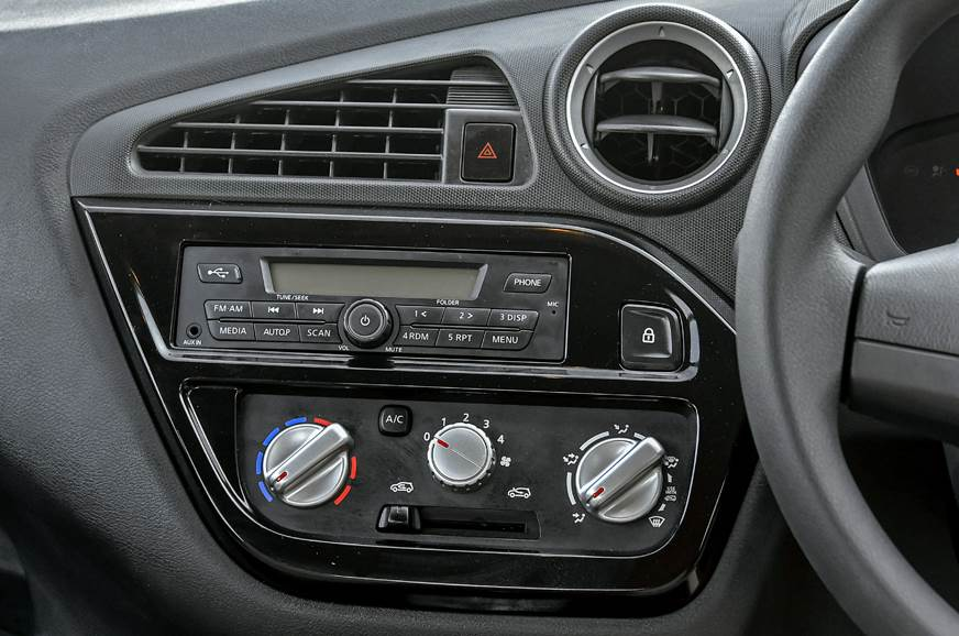 Now gets a Bluetooth enabled music system along with a US...