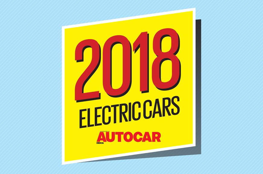 New cars for 2018: Upcoming electric cars