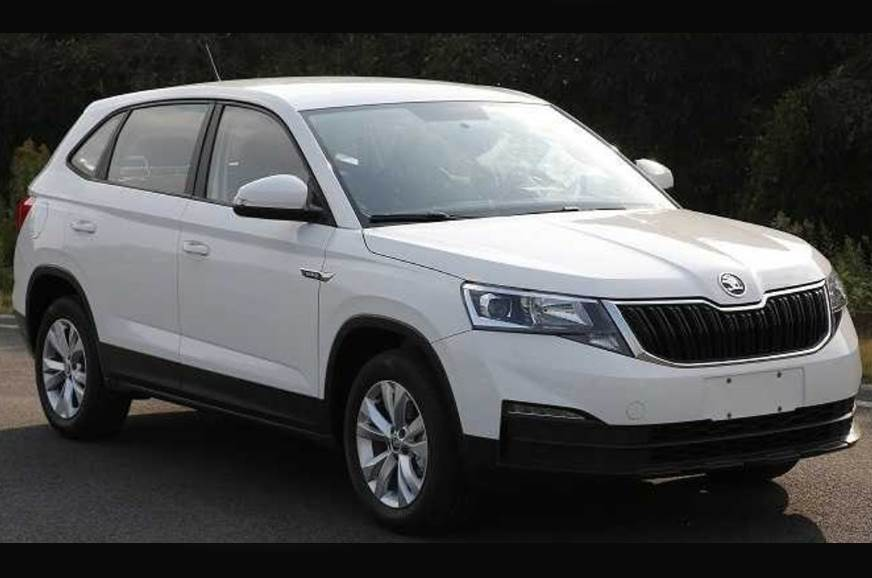 New Skoda Kamiq crossover leaked ahead of Beijing debut