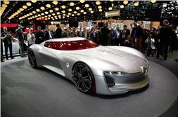 Renault Trezor concept, Zoe EV to be showcased at Auto Expo 2018