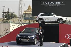 2018 Audi Q5 launched at Rs 53.25 lakh