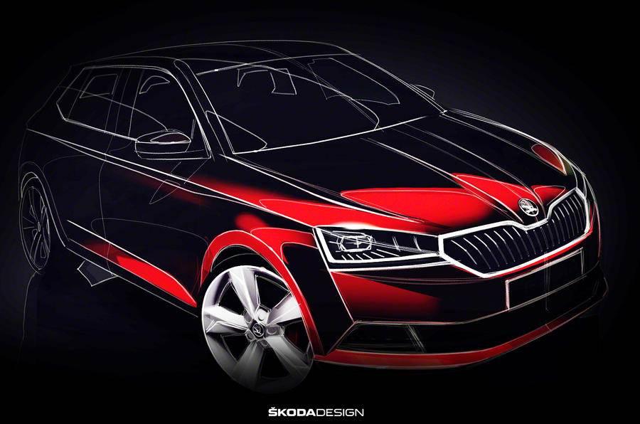 Skoda Fabia facelift to be revealed at Geneva motor show