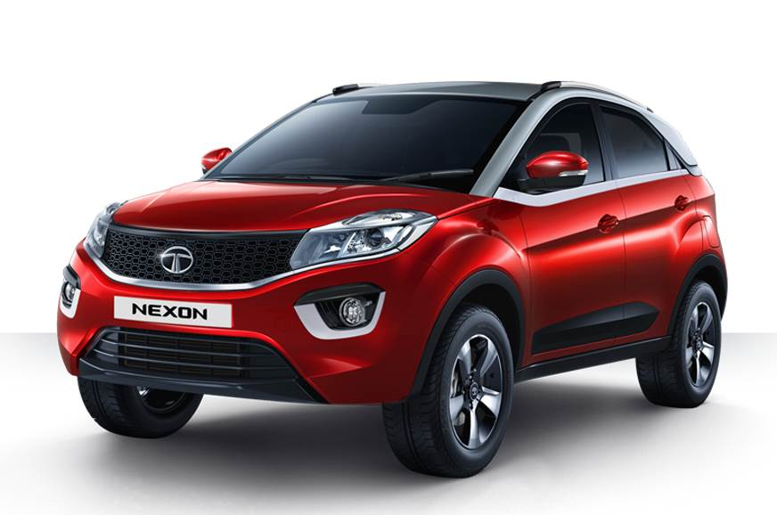 Tata Nexon Amt To Debut At Auto Expo 2018 Autocar India