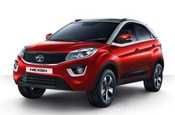 Tata Nexon AMT to debut at Auto Expo 2018