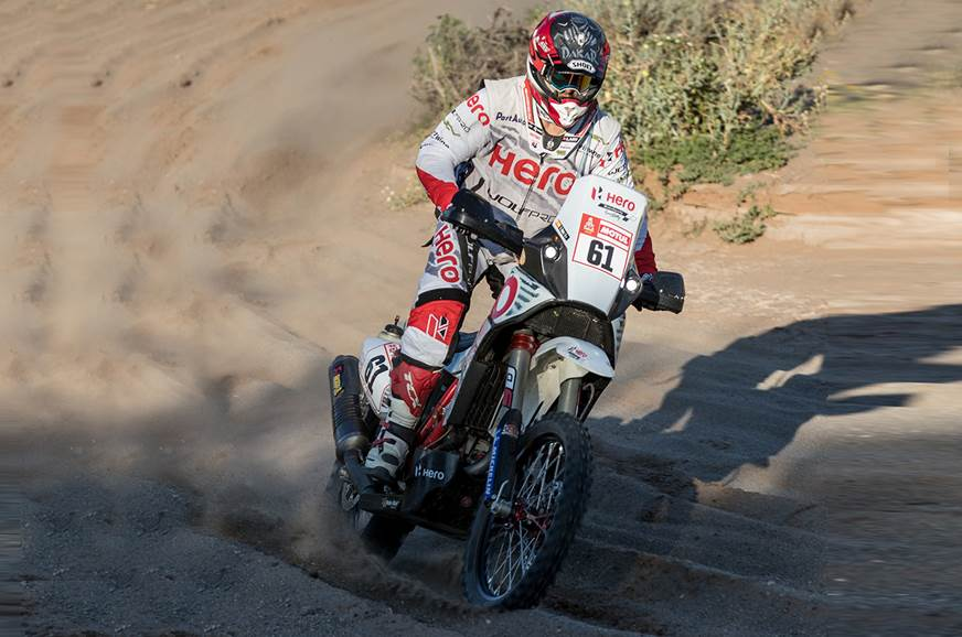 Dakar 2018 Stage 13: Pedrero inches closer to top 10