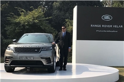 2018 Range Rover Velar launched at Rs 78.83 lakh