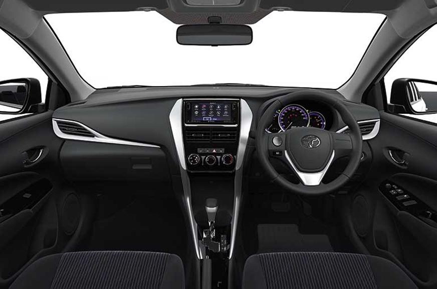toyota yaris sedan to make india debut at auto expo 2018 autocar india. Black Bedroom Furniture Sets. Home Design Ideas