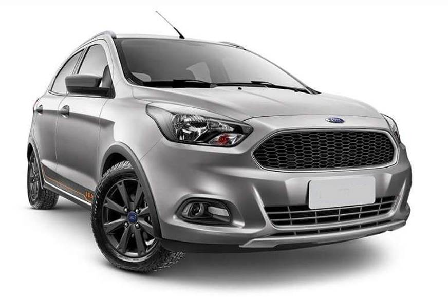 Ford to unveil Figo-based cross hatch on January 31