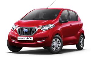 2018 Datsun Redigo AMT launched at Rs 3.81 lakh