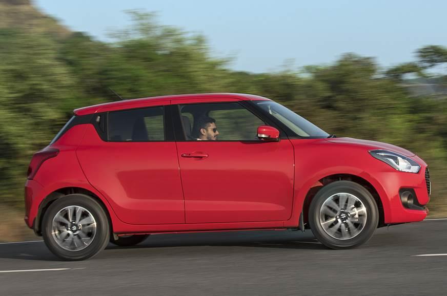 2018 Maruti Suzuki Swift review, test drive