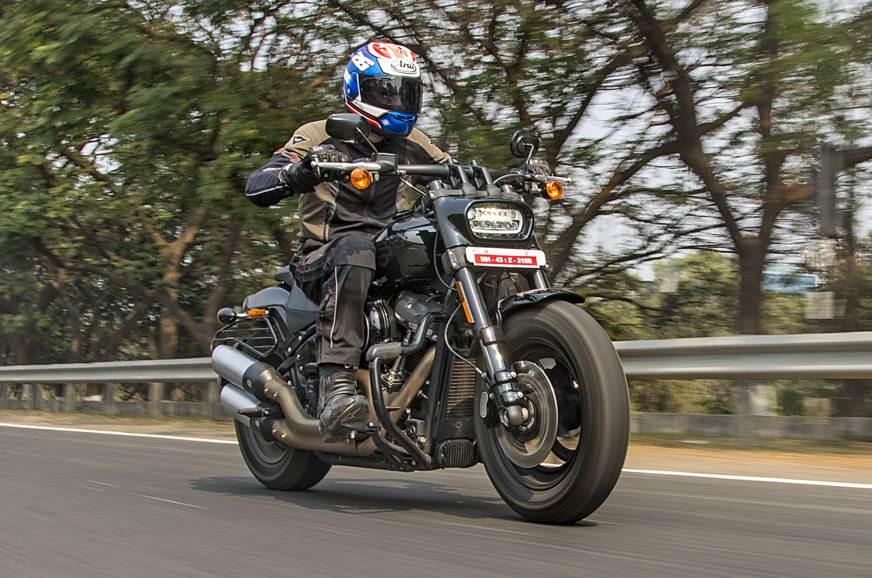 2018 Harley-Davidson Fat Bob review, test ride