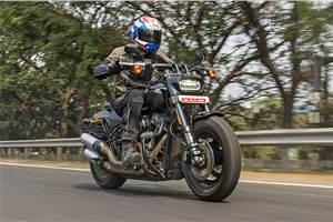 2018 Harley-Davidson Fat Bob review, test ride