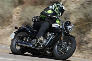 2018 Triumph Bonneville Speedmaster review, test ride