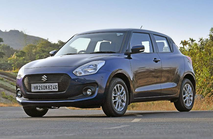New third-gen 2018 Maruti Suzuki Swift price, launch date, variant details and more - Autocar India