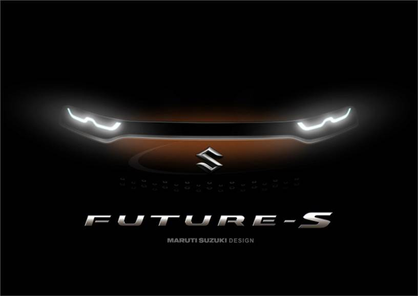 Maruti Future S concept.