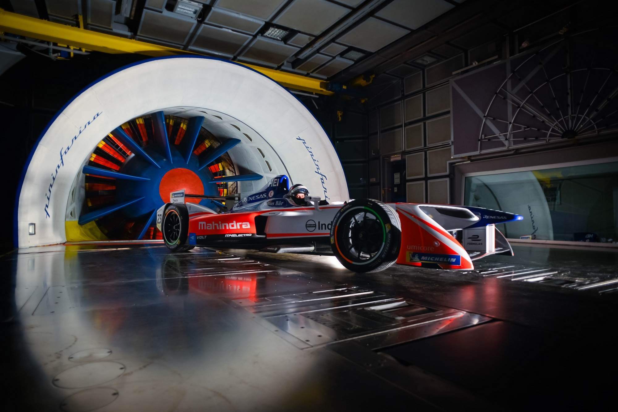 Pininfarina to develop Mahindra's Season 5 Formula E car